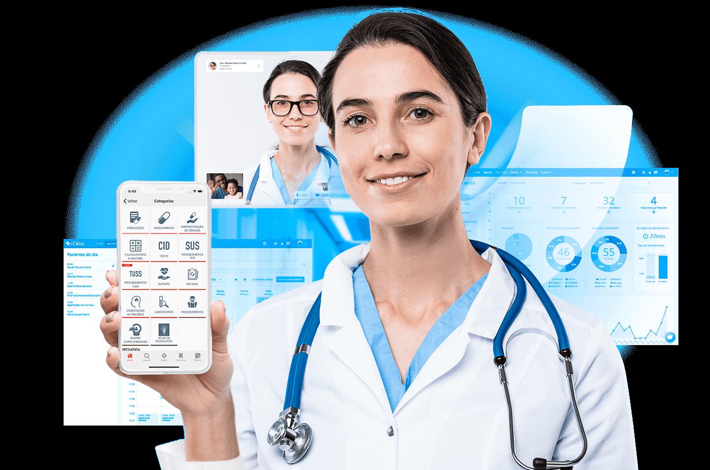 Revolucione sua clínica com o Plano Premium do iClinic